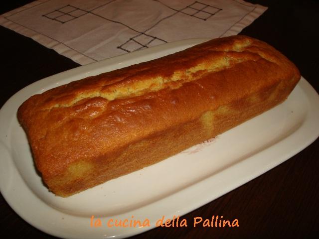 Plumcake Morbido Al Mascarpone E Panna La Cucina Della Pallina