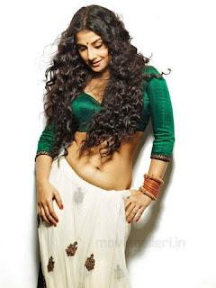 Vidya Balan hot navel