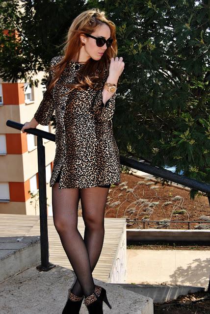 nery hdez, leopard print, animal print, leopard coat