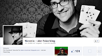 Facebook: Nicsmix - der Pokerblog knackt 150-Fans-Marke