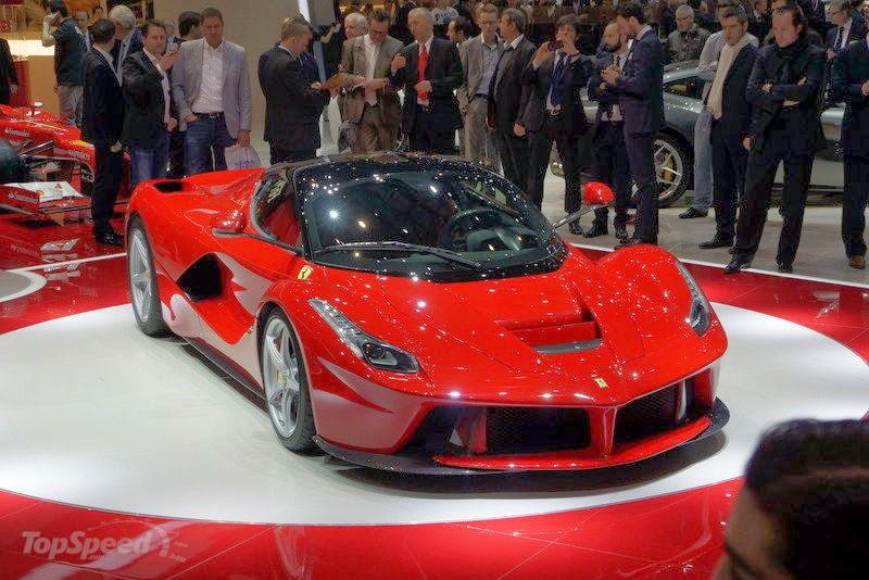 Foto DMC Ferrari LaFerrari FXXR 2014 HD Wallpaper