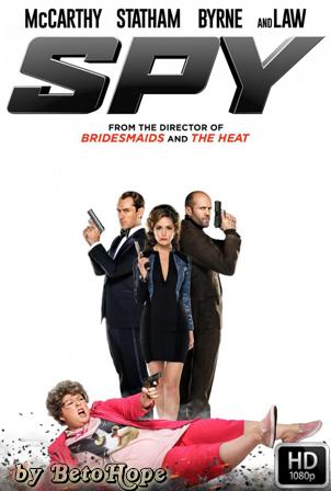 Spy: Una Espia Despistada [1080p] [Latino-Ingles] [MEGA]