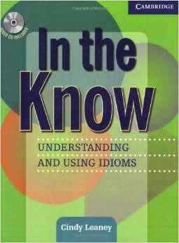 Know-Understanding and Using Idioms Book