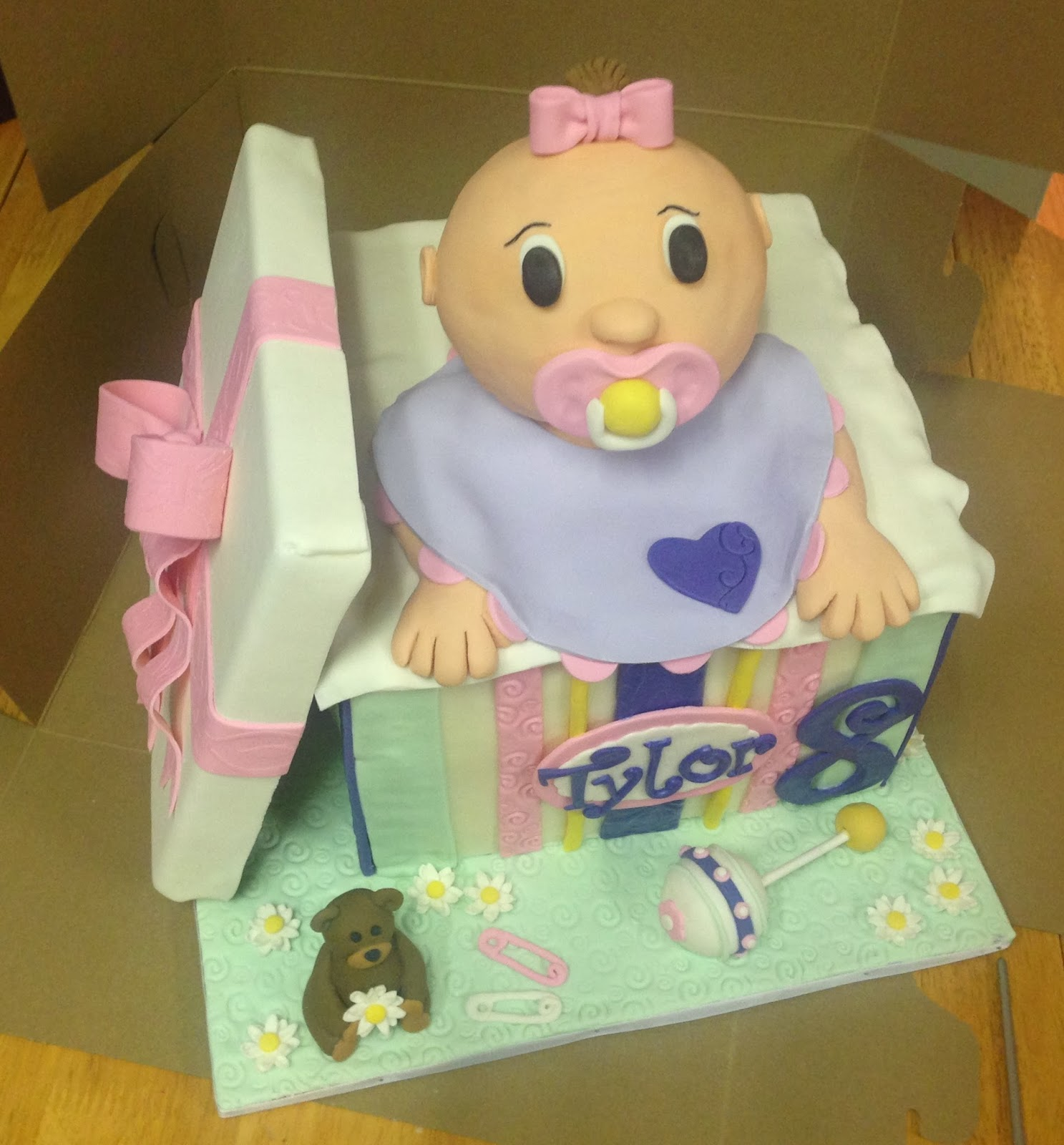 Baby Doll Cake Images : Cakes by Mindy: Baby Doll Cake 8