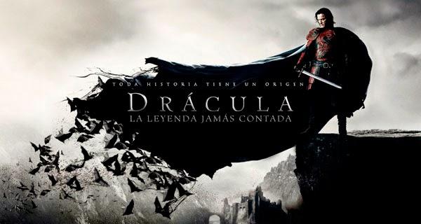 Banner 'Drácula: La Leyenda jamás contada'