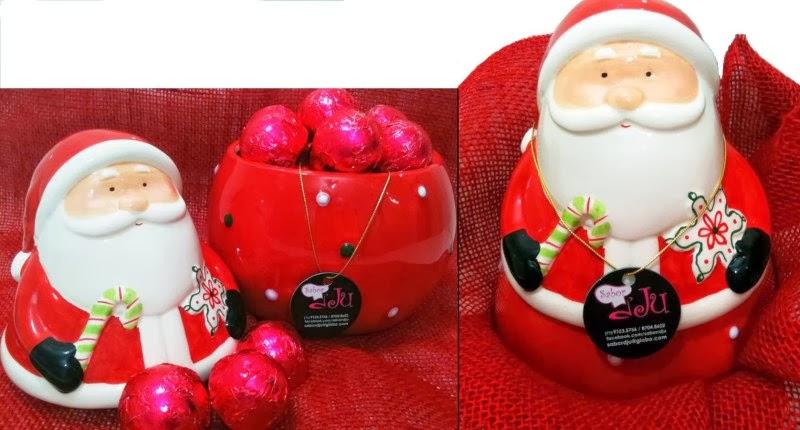 Sabor D'Ju: Papai Noel
