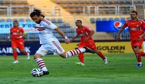 موعد وتوقيت مشاهدة مباراة الزمالك و سانجا الكونغولى فى بطولة كأس الاتحاد الافريقى