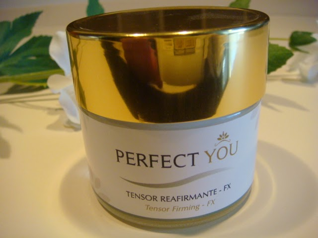 Tensor Reafirmante FX de Perfect You Cosmetics
