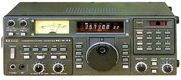 Icom IC R71
