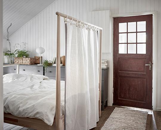 Gjöra sängram av solid björk - IKEA nyheter februari 2016 | www.var-dags-rum.se