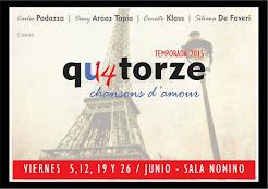 Quatorze (chansons d'amour)