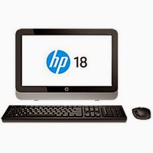Amazon: Buy HP 18-5019IL 18.5-inch All-In-One Desktop PC at Rs.23999