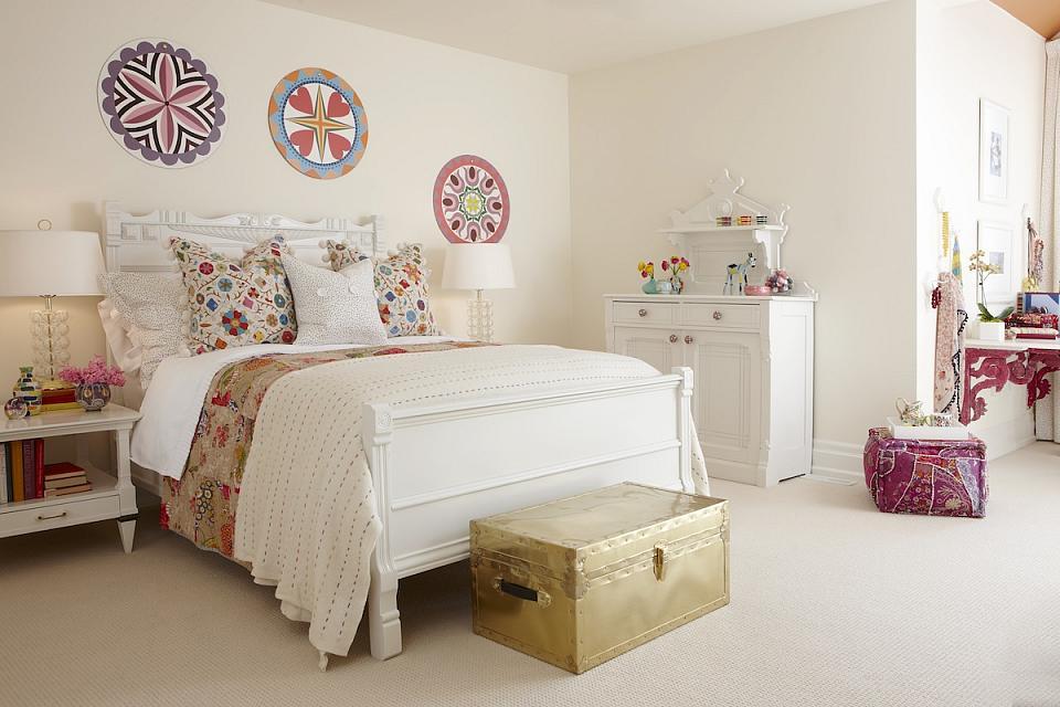 Quarto dos sonhos sarah ricota n o derrete for Bedroom ideas for 4 yr old girl