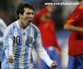 Messi Se Ganó El Corazón De Los Hinchas Argentinos