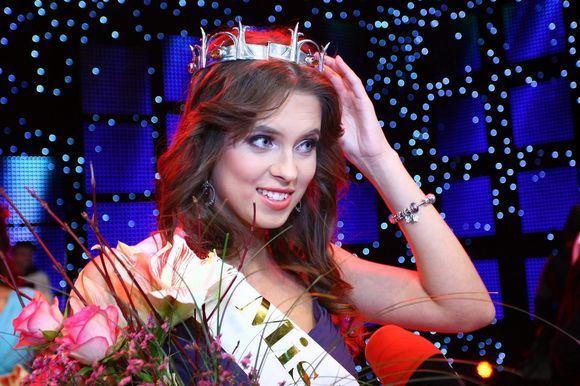 Rasa Vereniute Crowned Miss Lithuania 2012