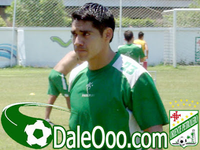 Oriente Petrolero - Luis Alberto Gutiérrez - Club Oriente Petrolero