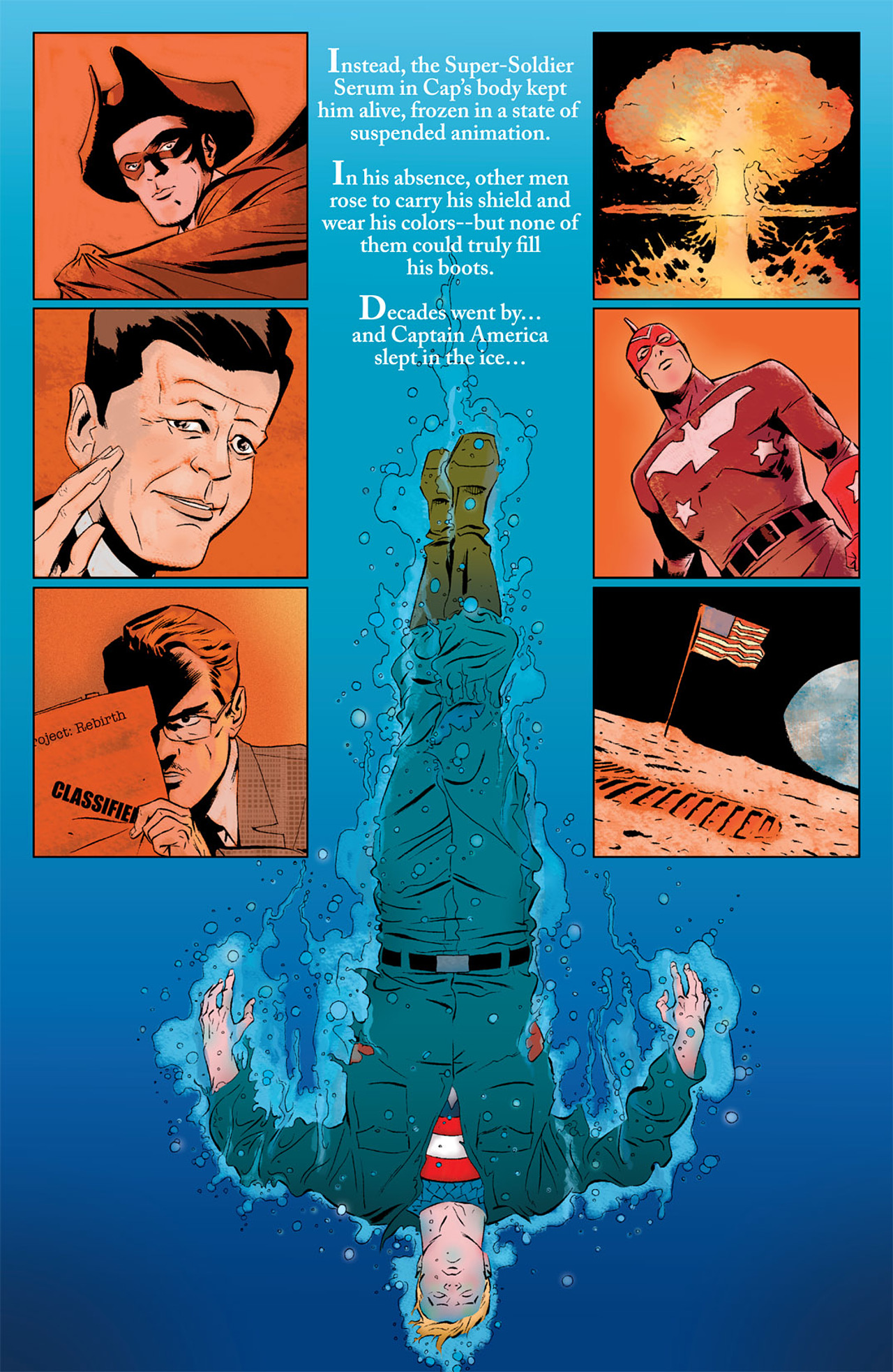 Captain America (2005) Issue #50 #50 - English 30