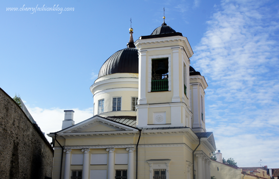 Church in Tallinn
