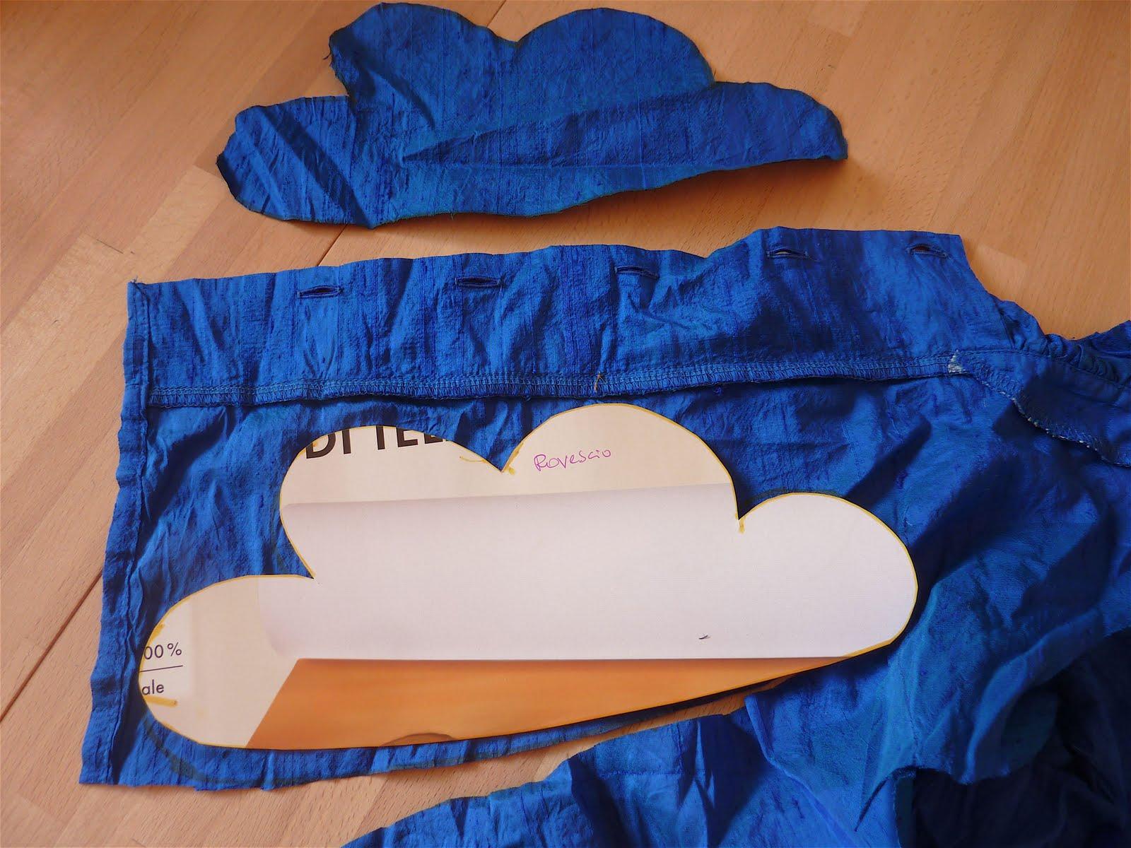 Chi non ha radici non e 39 albero nuvoletta azzurra regalo for Ikea cuscino nuvola