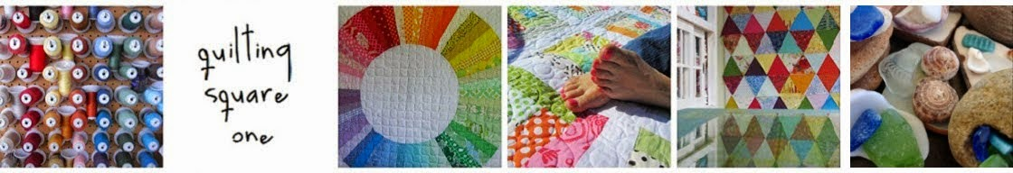 Quilting Square One