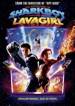 As Aventuras de Sharkboy e Lavagirl Filmes Torrent Download completo