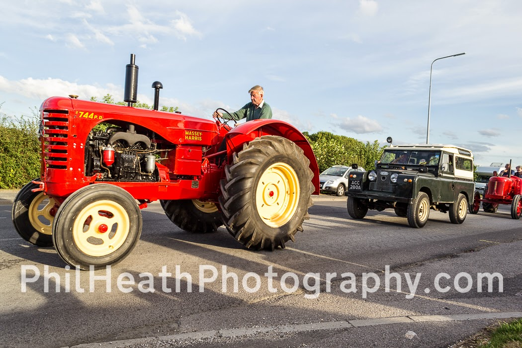 Driffield Steam and Vintage Rally, August 2014