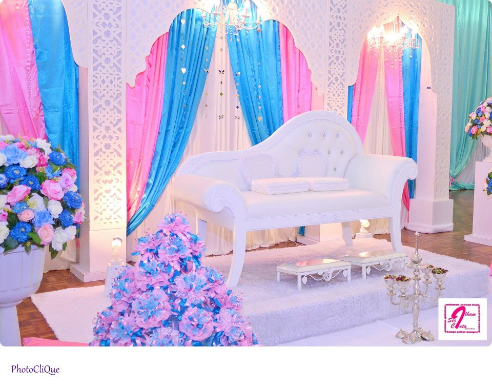 WEDDING REVIEW: PELAMIN, AKSESORI, BAJU SANDING & PHOTOBOOTH