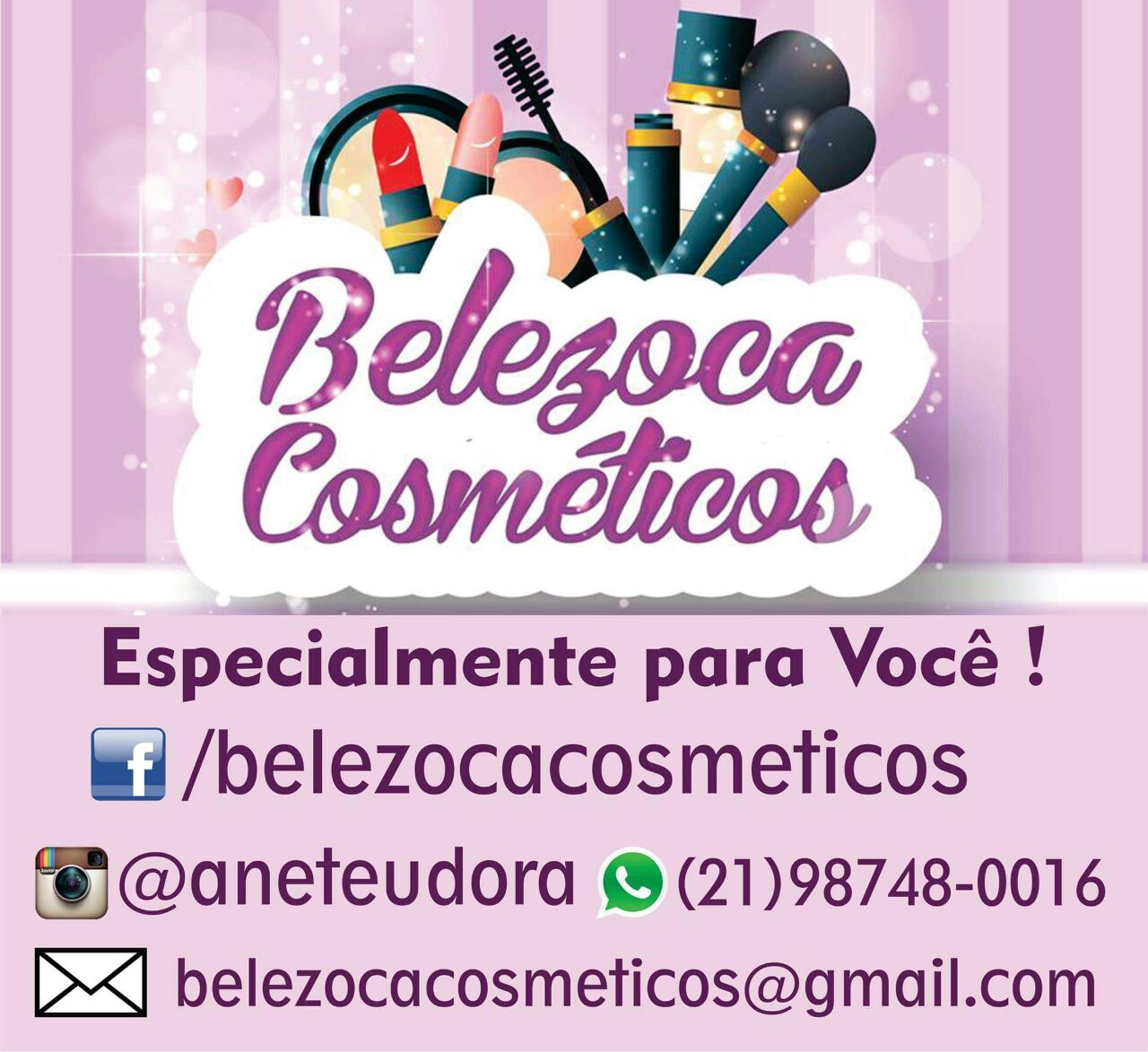 Belezoca cosméticos