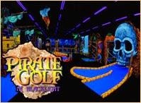 Pirate Golf in the Smokies