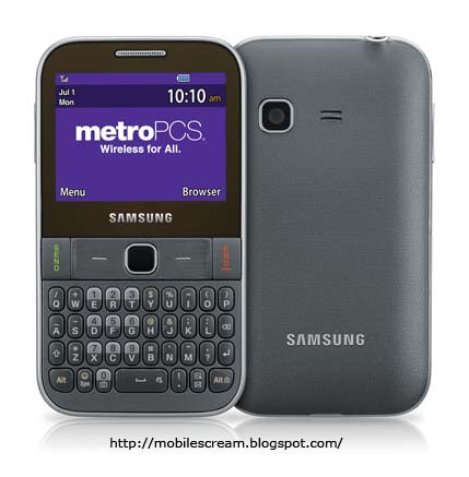 Next generation mobile phone: Samsung Freeform® M (Metro PCS)