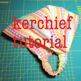 Summer kerchief tutorial