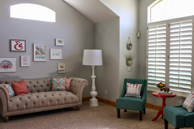 Swapping Living Room Dining Room