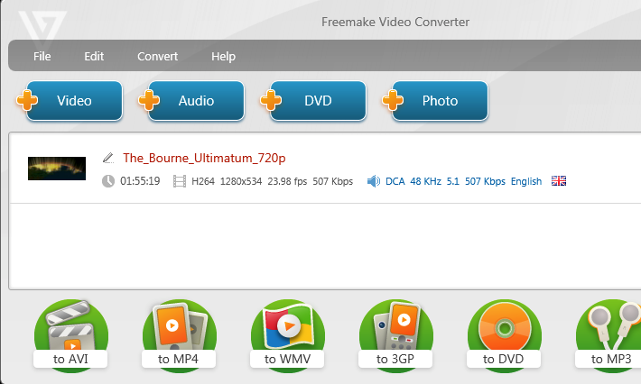 how to cut video in freemake video converter
