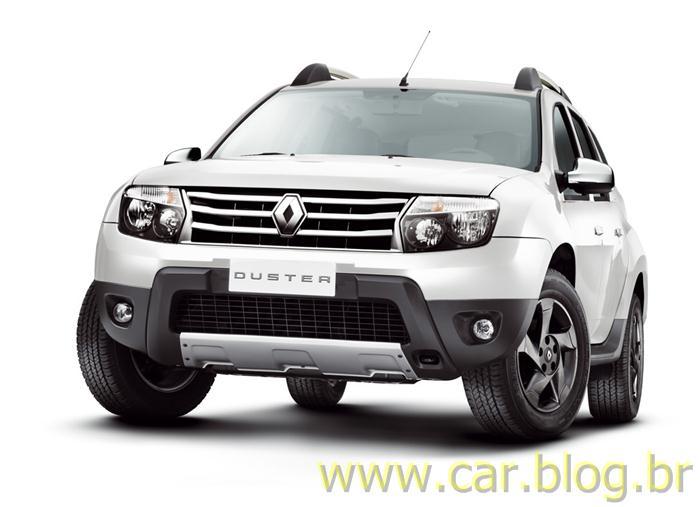 Renault Duster 2012 - branca