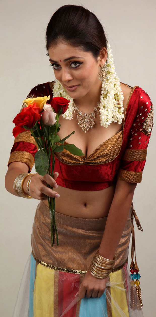 Parvathi Melton Hot Photos From yahaho yama Movie