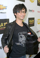 Hideo+Kojima+Spike+TV+10th+Annual+Video+