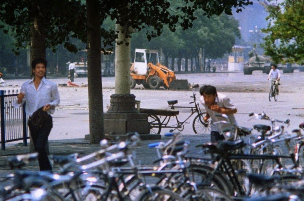 Ultimate Collection Of Rare Historical Photos. A Big Piece Of History (200 Pictures) - Tiananmen