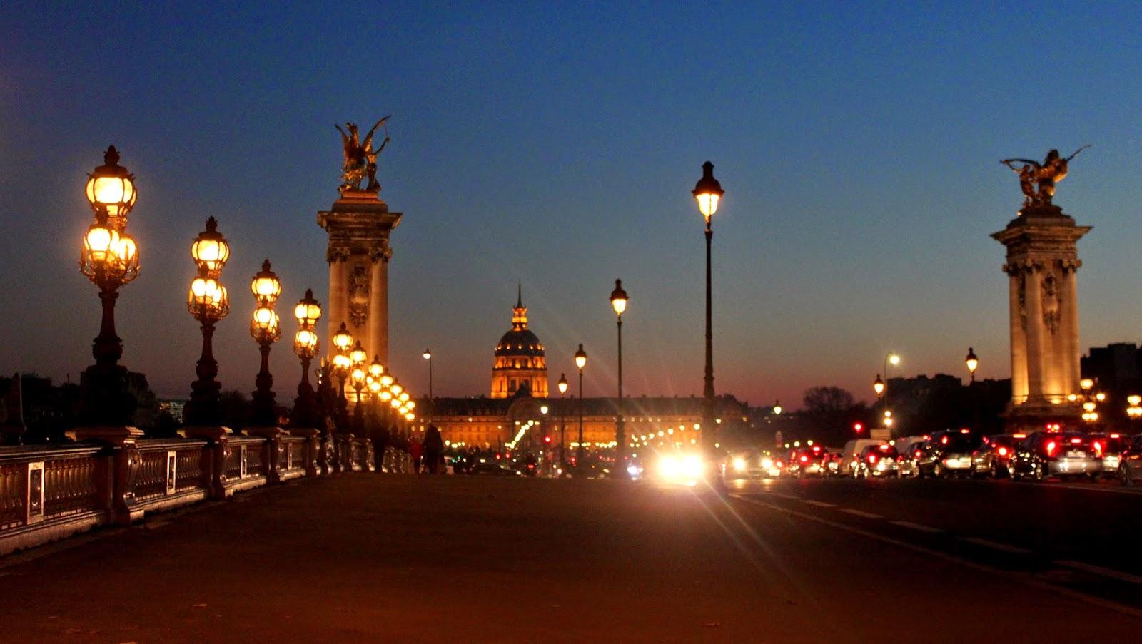Puente de Alexandre III París