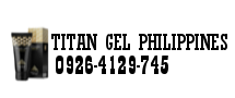TITAN GEL PHILIPPINES (0926-4129-745)
