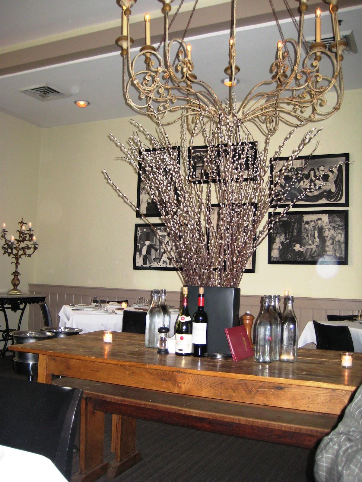 Washington DC USA Palena Dining Room
