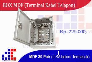 BOX MDF TELEPON PABX