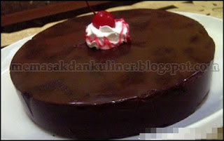 Resep Kue | Puding Cokelat Krim