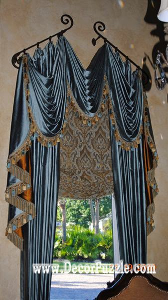 luxury classic curtain designs ideas 2015 hang curtain ideas drapery design ideas - Drapery Design Ideas