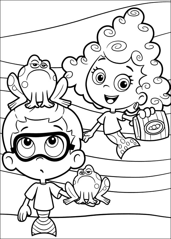 bubble guppies coloring pages bubble guppies coloring pages coloring pages