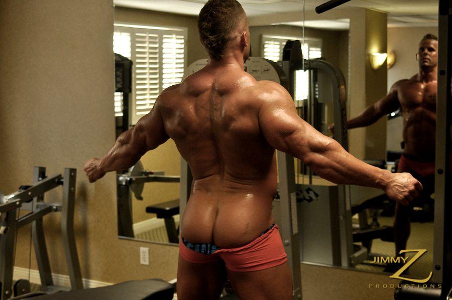 connor stewart jimmy z productions, Chris Miller Bodybuilder.