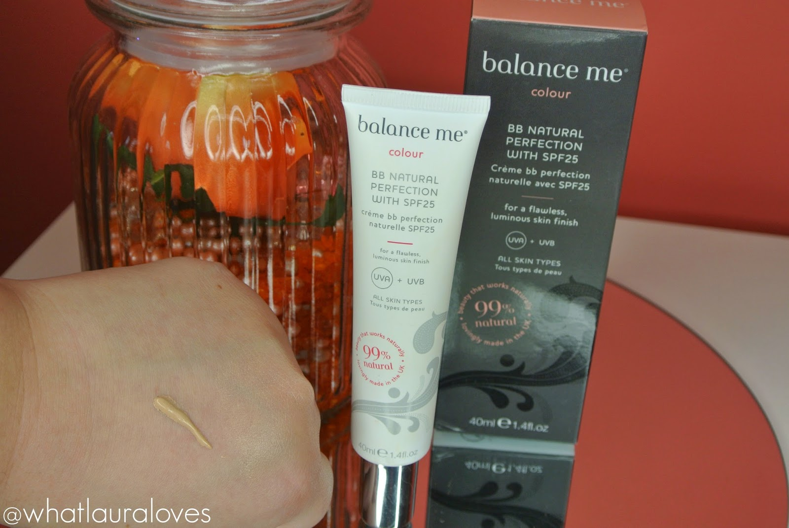 Balance Me BB Natural Perfection with SPF25