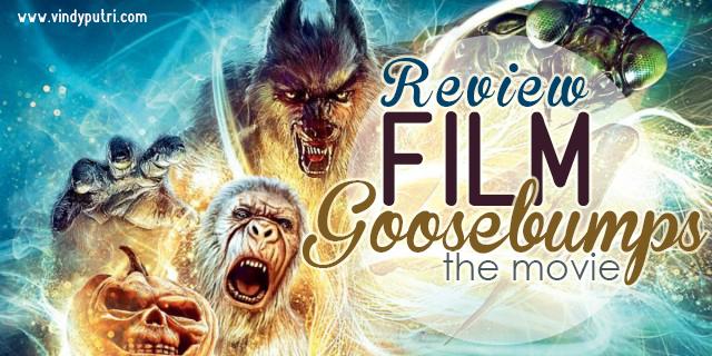 Review Film Goosebumps the Movie