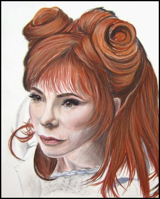 portrait mylene farmer