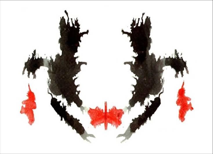 Psicometría Revelada: respuestas al test de manchas