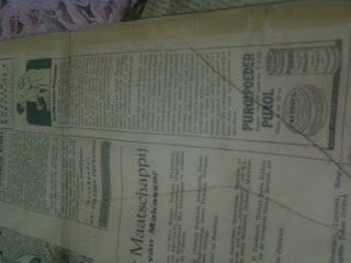 Koran tua di Makassar yang menggunakan bahasa Belanda 20 September 1938